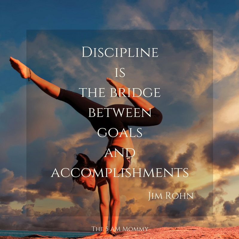"""Image result for Discipline is the bridge between goals and accomplishment."""""""