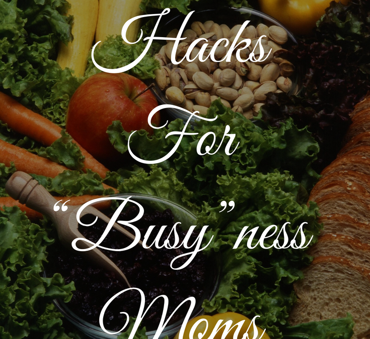 Shopping Hacks for Busy Moms!