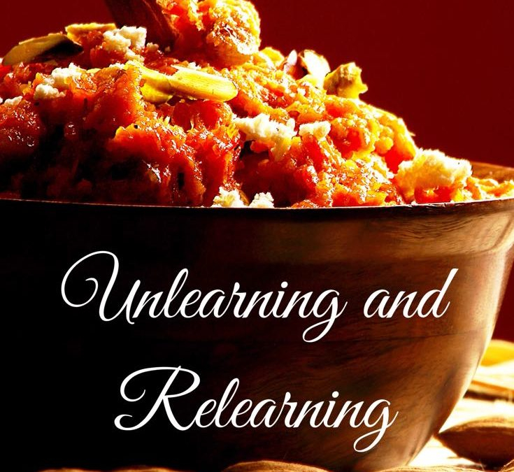 Mindful Eating – Unlearning and Relearning