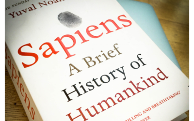 Sapiens – A Brief History of Humankind – By Yuval Noah Harari