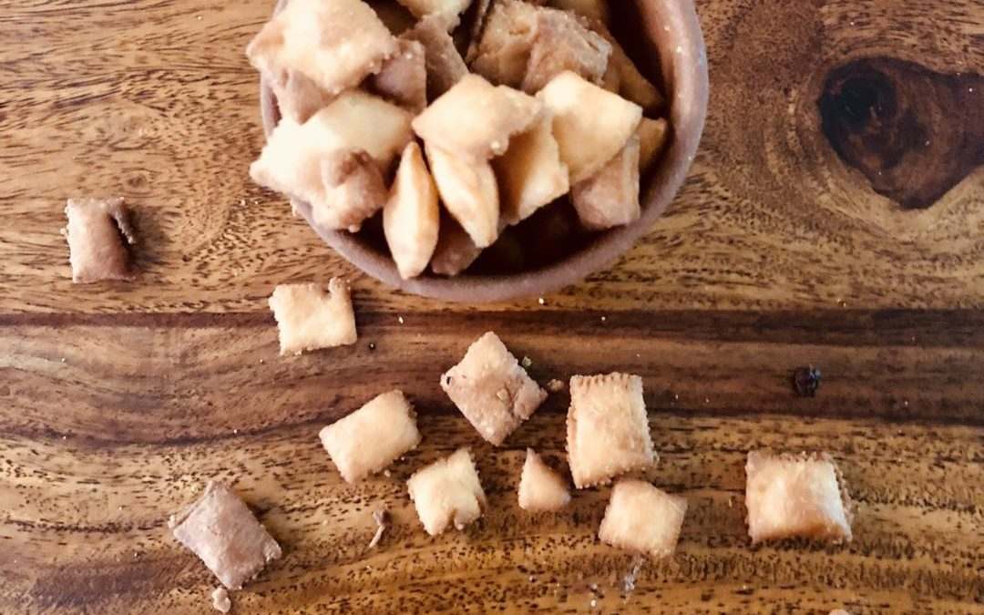 Have you heard of Shankarpale – Indian Biscuits..