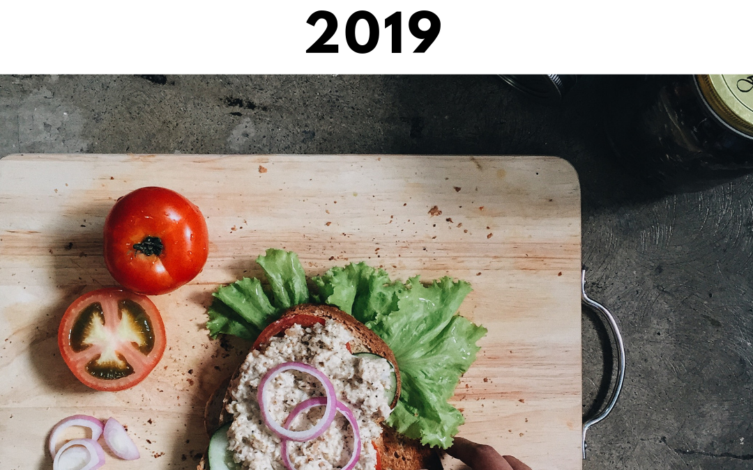 Food Resolution 2019 – The 5 AM Mommy