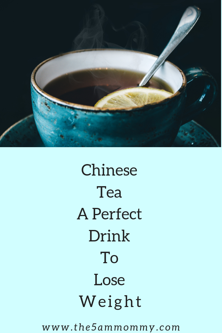 Chinese tea for weightloss