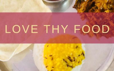 Love Thy Food – Valentine's Day Special