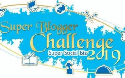 Slowing Down To Win – Superblogger Challenge 2019