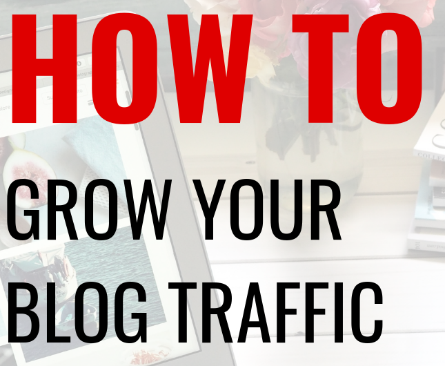 Pinterest Blog Traffic