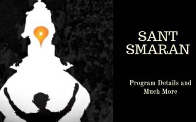 Sant Smaran Program Details You Would Not Like To Miss….