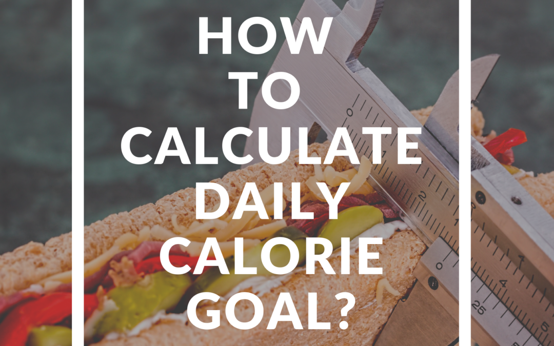 How To Calculate Daily Calorie Intake?