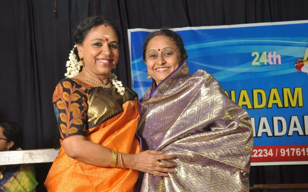 Kalaimamani Dr. Shubha, her musical sojourn & the challenges