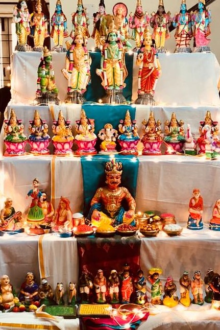 Navratri, Know Your Golu- Day 3