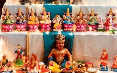 Navratri:Know your Golu-Day 2