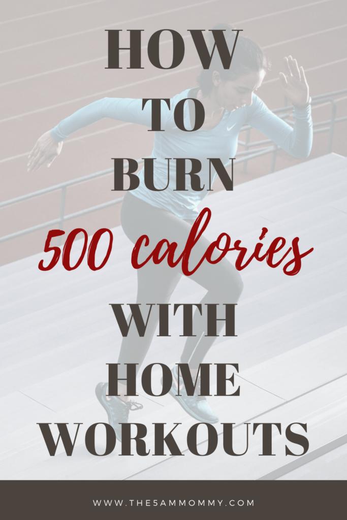 Burn 500 Calories