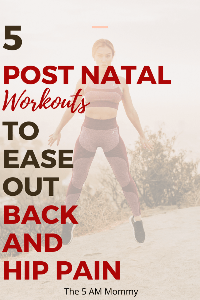 post-natal workouts