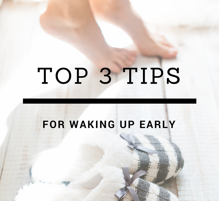 Tips to Set Up Morning Routine