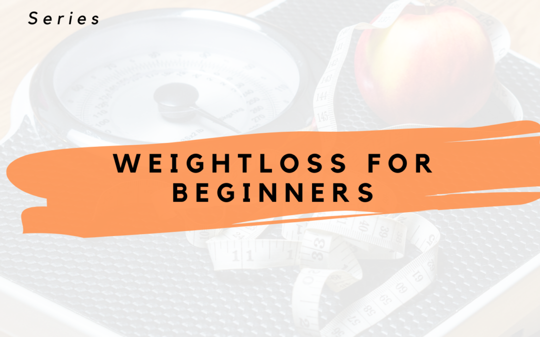 Losing Weight As Beginner